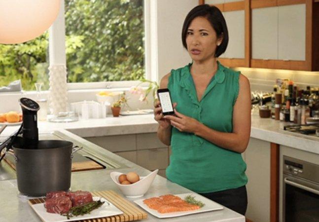 Produto inovador que permite cozinhar como um chef já arrecadou mais de U$1milhão em crowdfunding