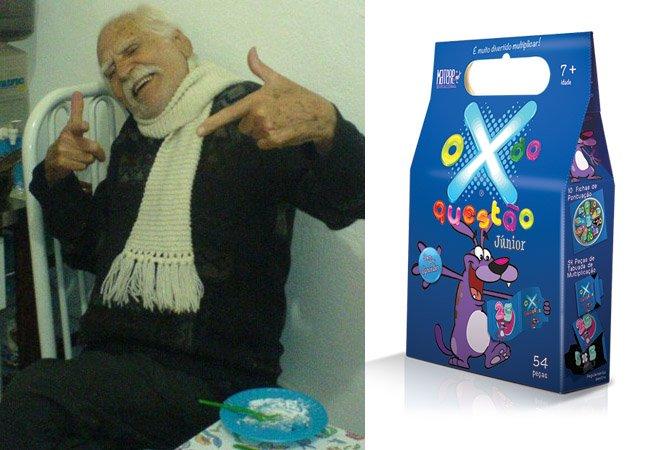 A história deste idoso de 86 anos é a prova de que nunca é tarde para inovar