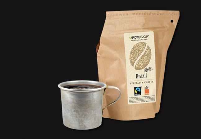 Cafeteira inovadora descartável te permite fazer café de onde quiser