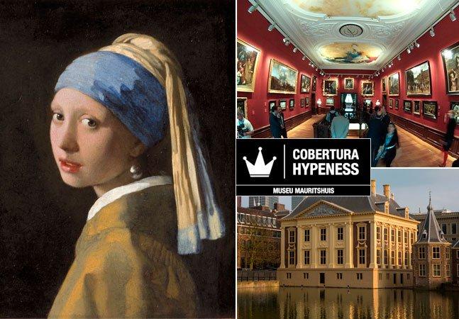 Cobertura Hypeness: pré-abertura do Mauritshuis, um dos principais museus da Holanda