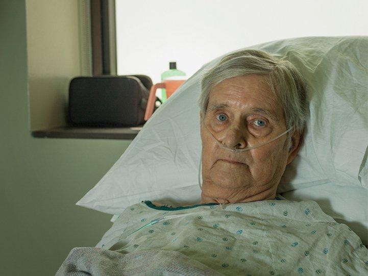 Pacientes terminais encaram a morte com serenidade