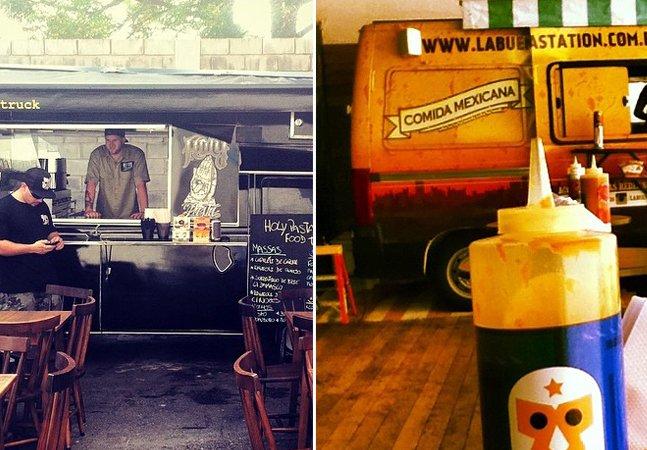 6 food trucks imperdíveis para conhecer em São Paulo