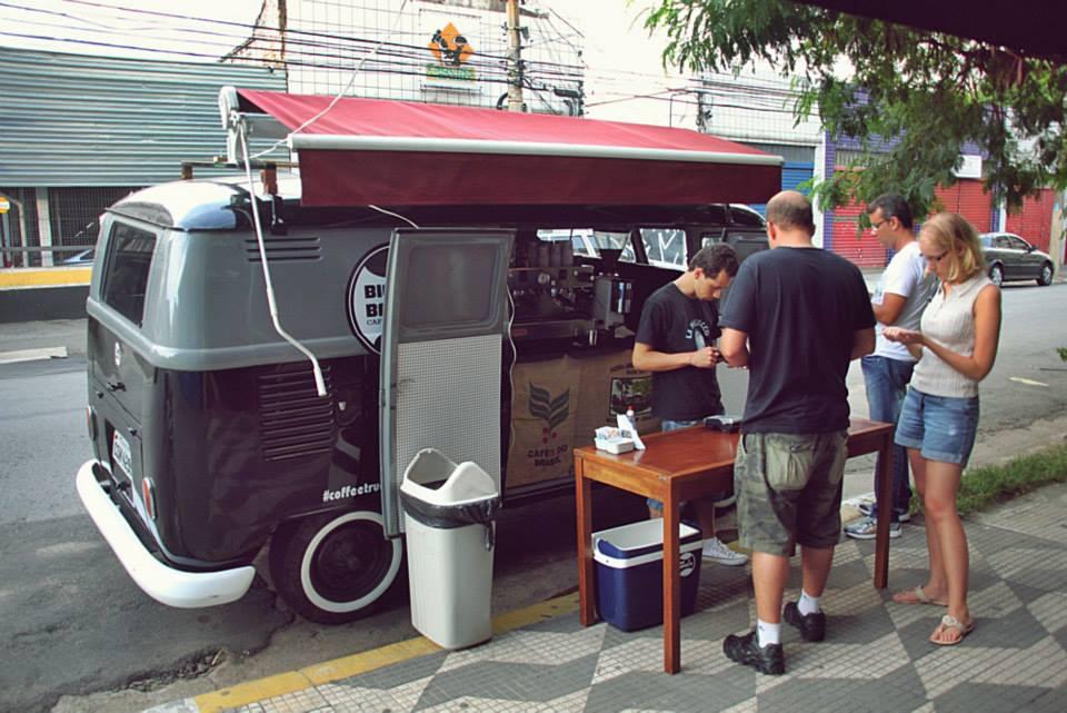 Food Trucks em São Paulo