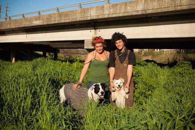 Projeto retrata moradores de rua e seus animais de estimação