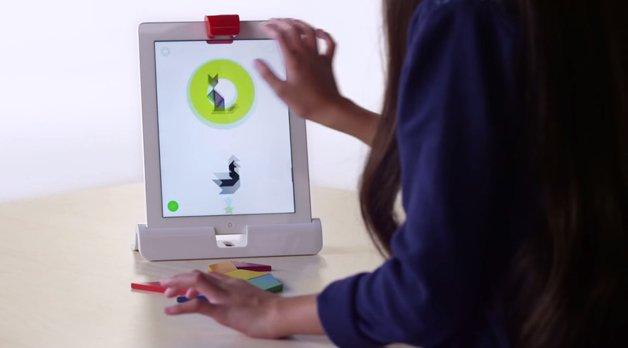 Acessório para iPad conecta o real e o virtual
