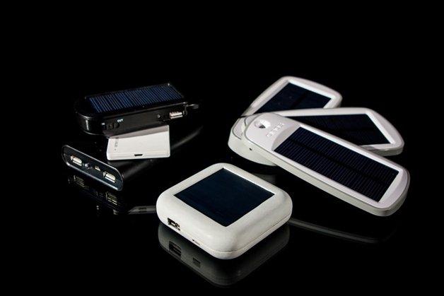Energia solar no bolso