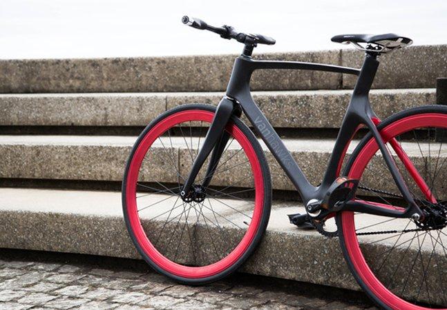 Conheça a bicicleta inteligente que se conecta à internet para te ajudar no caminho