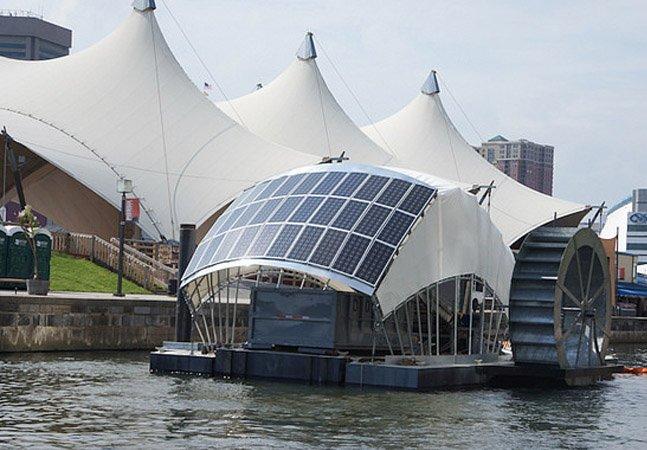 Esta pode ser a solução para limpar os rios poluídos pelo mundo