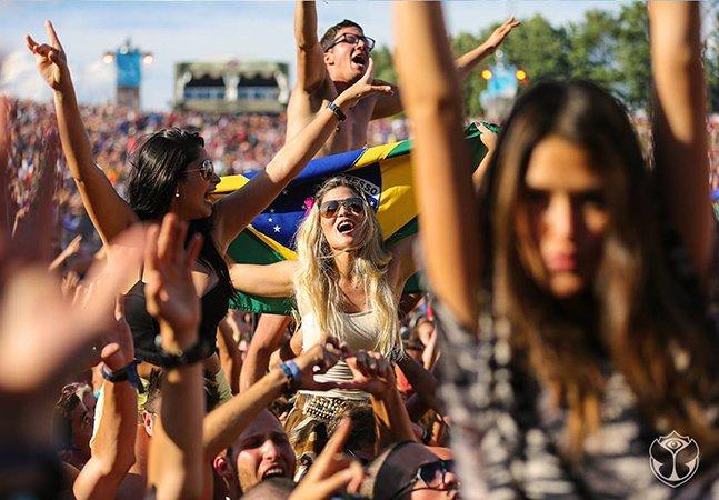 Chegou a hora ver de perto o Tomorrowland, um dos festivais mais aguardados do mundo inteiro