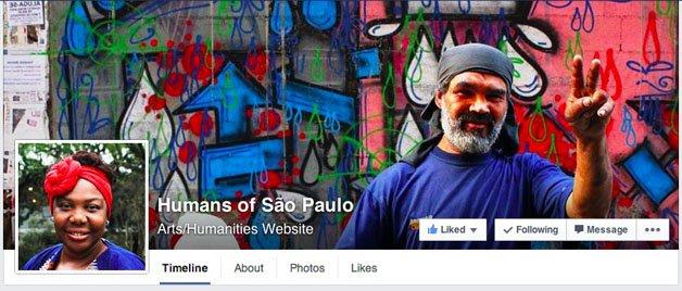 Humans of São Paulo