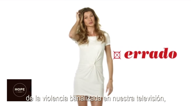 A mulher brasileira na mídia