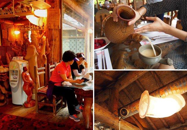Conheça o restaurante sul-coreano onde tudo tem uma forma fálica
