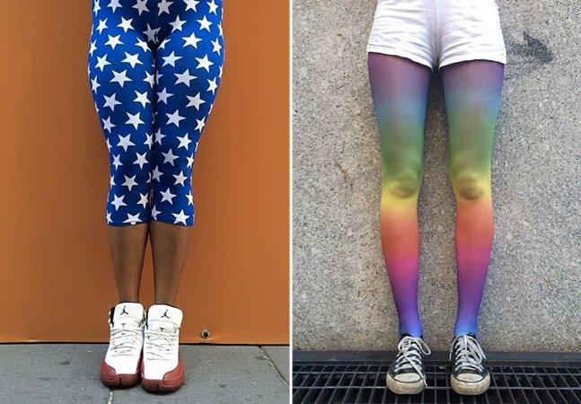 As pernas mais bonitas de Nova York estão nesta conta do Instagram