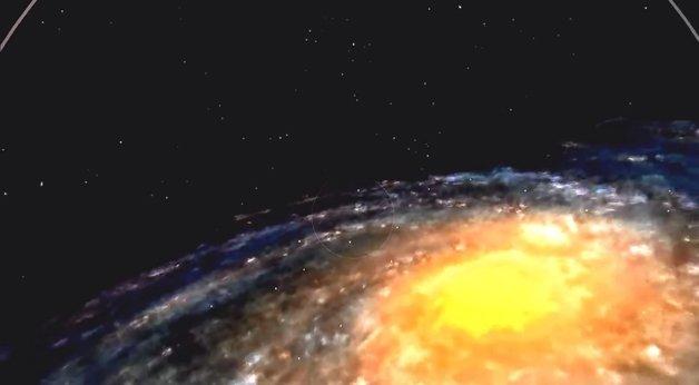 O tamanho do universo