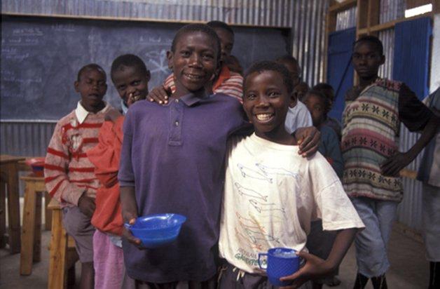 Kenya - October 1997. Photo Credit:WFP/Thierry Geenen
