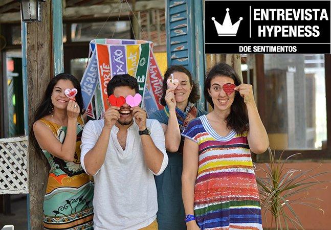 Entrevista Hypeness: o projeto que está espalhando gentileza pelas cidades do Brasil
