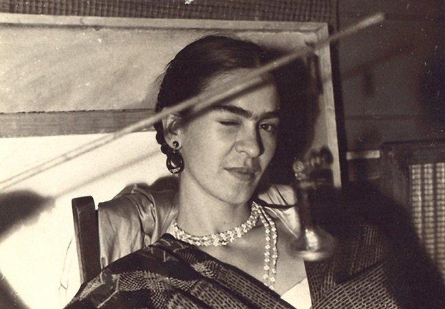 Curitiba recebe exposição de fotos da intimidade de Frida Kahlo