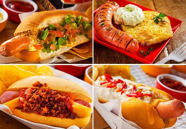 A charmosa lanchonete paulistana que só vende hot-dogs gourmet