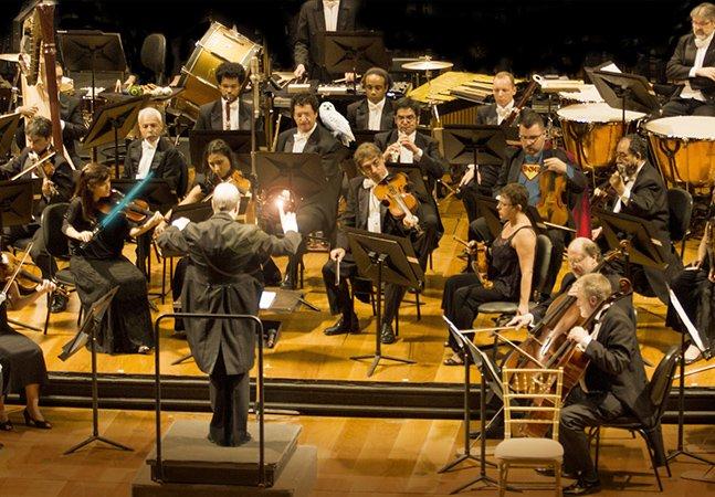 Orquestra Sinfônica Brasileira apresenta Tributo a John Williams, com trilhas de filmes que marcaram o cinema