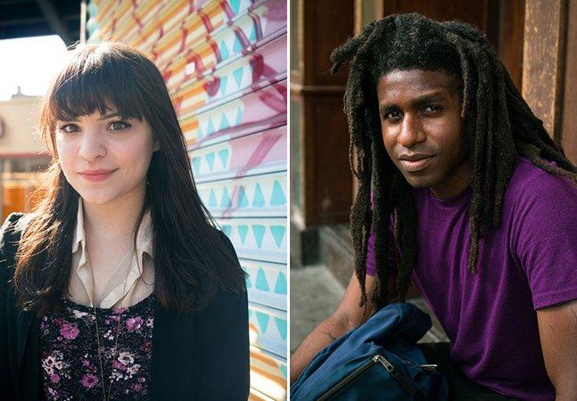 Fotógrafos saem às ruas perguntando a pessoas o que as faz se sentirem bonitas