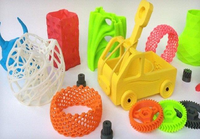 Amazon cria nova seção de venda de produtos totalmente feitos com impressora 3D