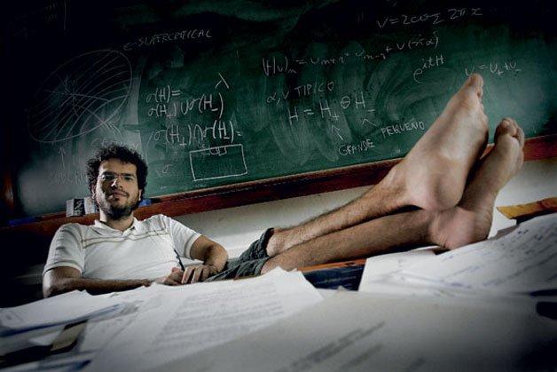 Brasileiro ganha nobel da matemática