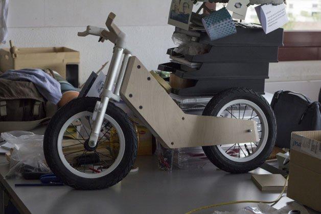 Miilo, a bicicleta que acompanha a infância