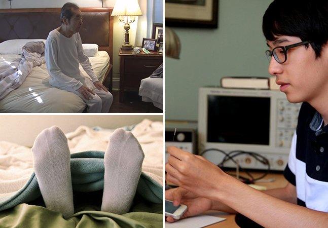 Garoto de 15 anos inventa gadget que leva mais segurança para doentes de Alzheimer