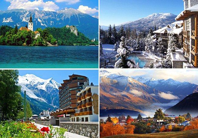 15 cidades de montanha charmosas pra conhecer antes de morrer