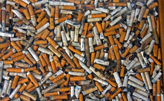 Cigarro-bituca