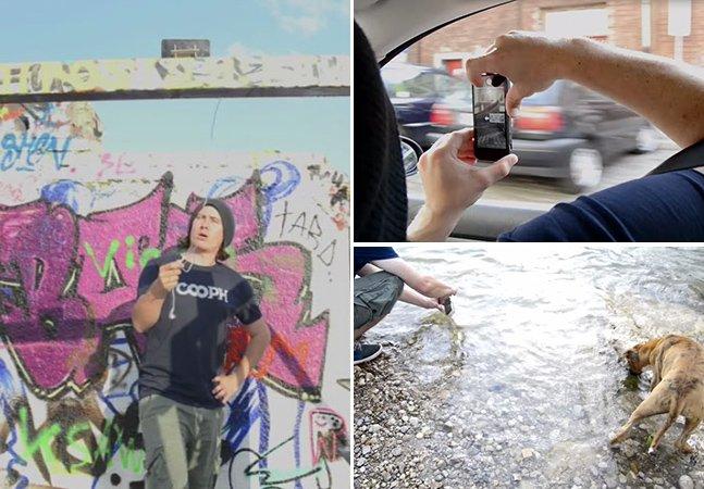 Fotógrafo cria vídeo com truques fáceis para você tirar fotos criativas com seu smartphone