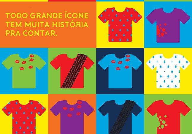 Hering premia as melhores histórias vividas com uma camiseta da marca