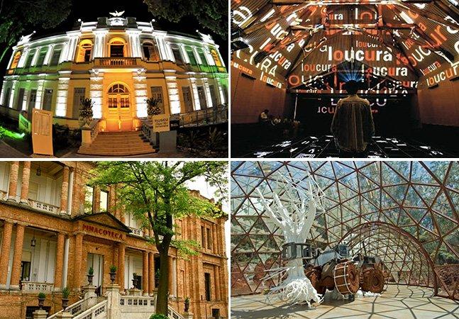 Saiba quais são os 10 melhores museus brasileiros