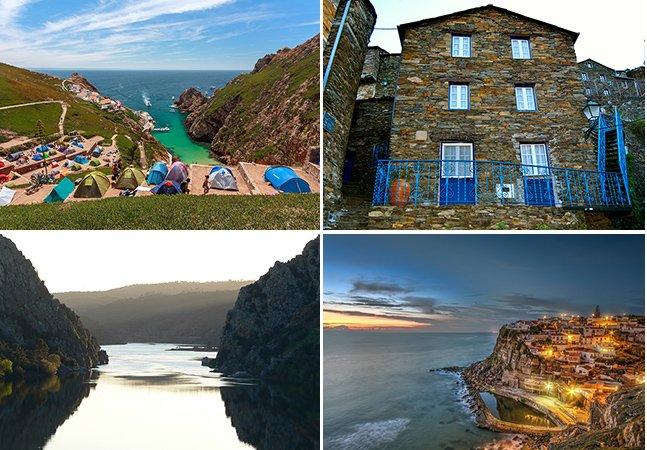 10 lugares fora dos roteiros turísticos tradicionais para visitar em Portugal