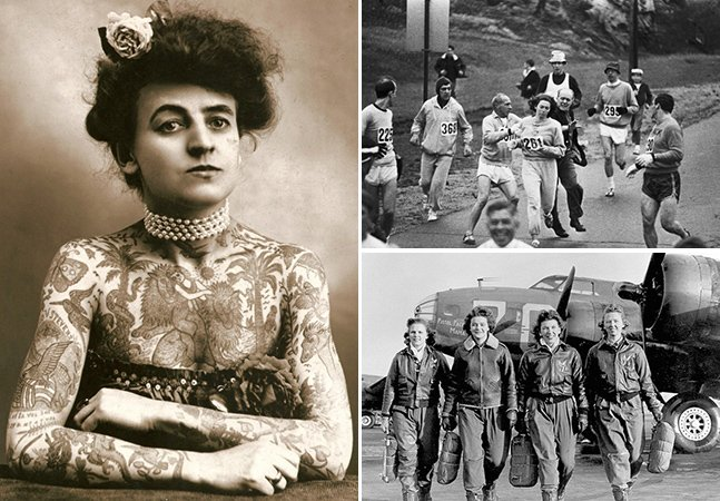 25 mulheres poderosas que mudaram a história