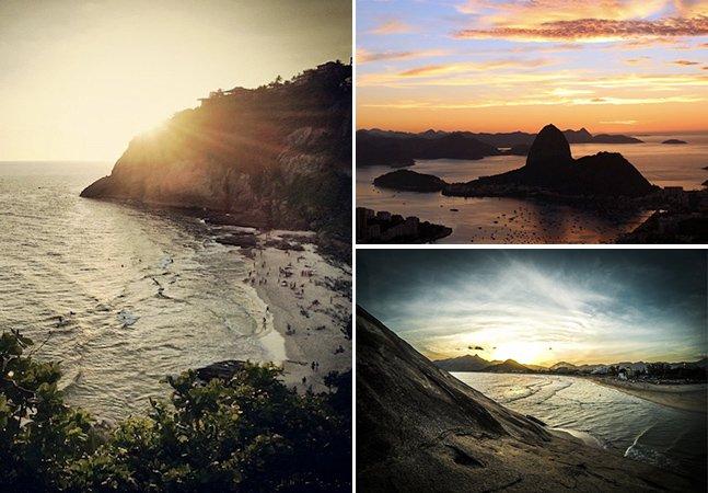 6 lugares para assistir ao pôr-do-sol de camarote no Rio de Janeiro