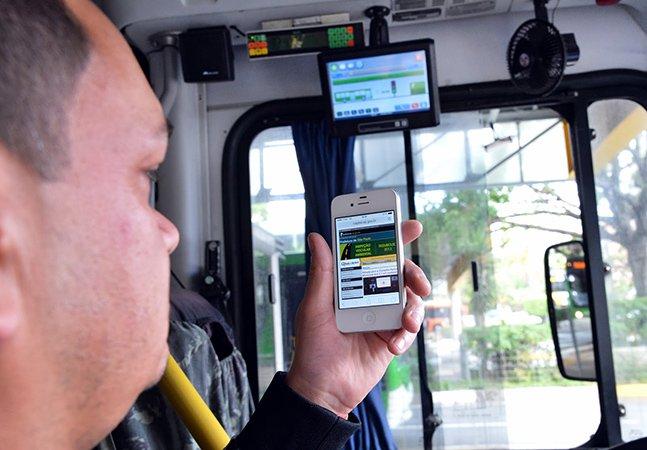 São Paulo ganha novos ônibus com Wi-Fi gratuito e ar-condicionado