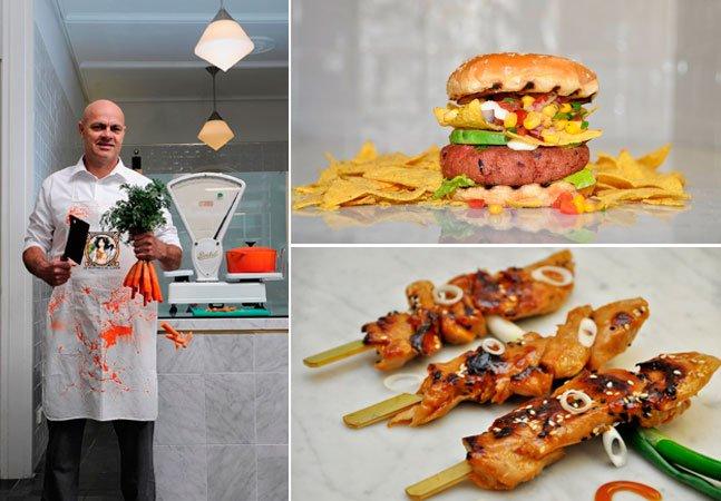 """Vegetarian Butcher: o """"açougue"""" que quer te convencer que a vida pode ser muito boa sem carne"""