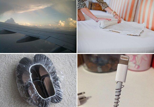 Travel hacks: 20 dicas práticas para facilitar a sua vida de viajante