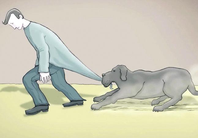 Animação comovente explica a depressão e mostra como se livrar dela
