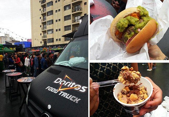 Doritos inaugura food truck em São Paulo