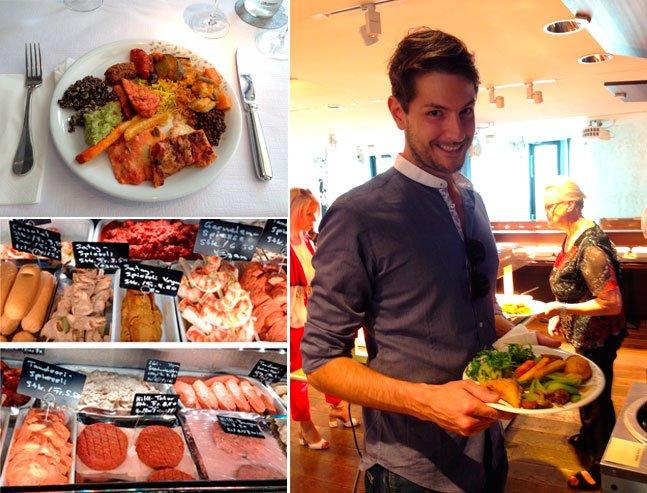 Conheça o primeiro restaurante vegetariano da Europa que há 116 anos conquista até os mais carnívoros
