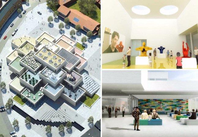 """Dinamarca receberá a """"LEGO House"""" com toda a história da marca e promete apaixonar os fãs das pecinhas coloridas"""