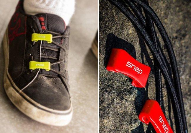 Amarrar tênis é coisa do passado: os cadarços elásticos prometem ser o futuro dos calçados