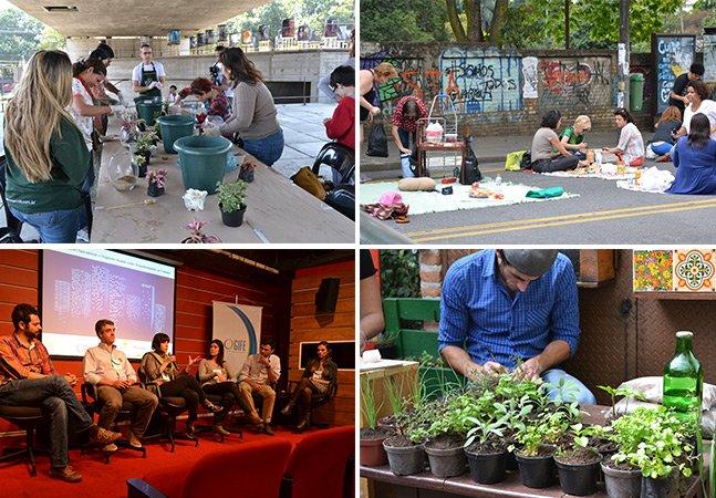 10 ações fantásticas que rolaram na Virada Sustentável 2014 em SP