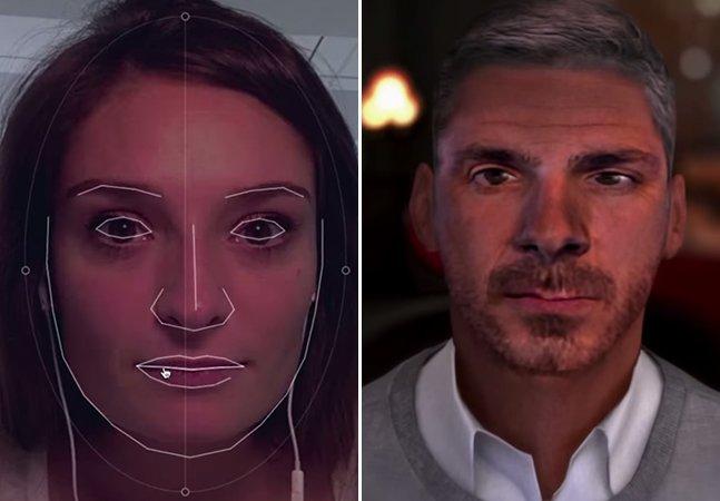 Ação simula em tempo real como será sua aparência daqui a 20 anos