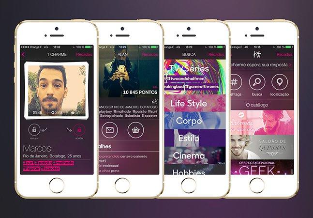 Rede social inovadora e divertida lança app para aproximar pessoas com os mesmos gostos