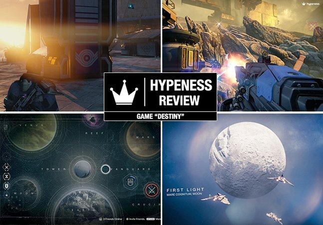 Hypeness Review: descubra o melhor e o pior de Destiny, o jogo que custou mais de 1 bilhão de reais
