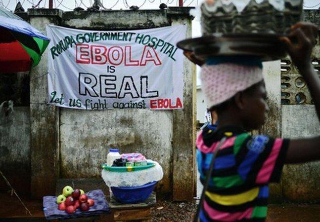 BBC usa WhatsApp pra alertar sobre o ebola na África