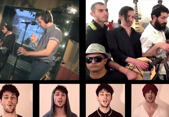 Músico cria vídeo com reproduções de seu maior sucesso feitas por pessoas comuns ao redor do mundo